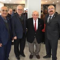 Ahsen Okyar, Dr. Sakin Öner, Halil Konuşkan