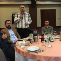 Dr. Yüksel Harun Reşit Kocagöz, Dr. Ali Değirmenci, Yüksel Özbay, Dr. Mehmet Ayas, Çetin Mut